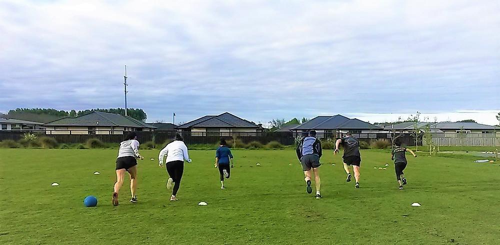 Groupal Training in Christchurch