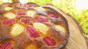 ApfelköstlichZeiten: Versunkener Apfelkuchen - mein persönlicher Klassiker 🍏🍎