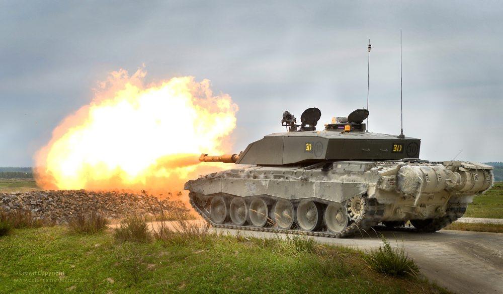 Source: Flickr/Defence Images