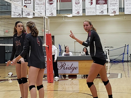 Lady Wildcat Volleyball 11-0 in District after topping Powell