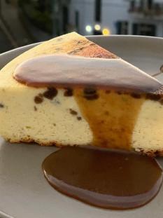 עוגת גבינה מ-3 מרכיבים