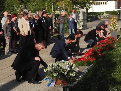 Erinnerung an die Penzberger Mordnacht