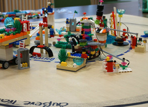 Agiler Workshop mit Lego Serious Play