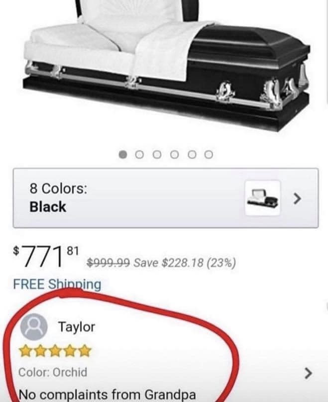 Funny Coffin Memes