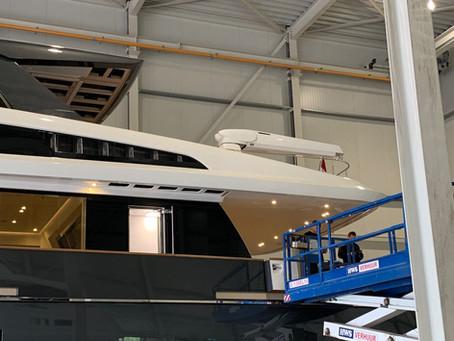 Commissioning @ Van der Valk Yachts