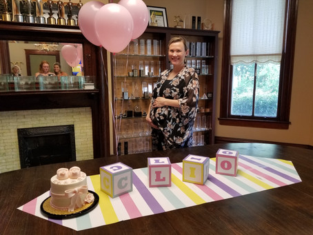 Celebrating Baby Clio!