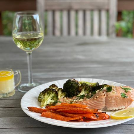 The most delicious salmon recipe!