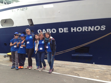 Our Ocean Science Camp