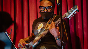 Sharay Reed Livestream New Release Show from Epiphany Center for the Arts -  November 24th!