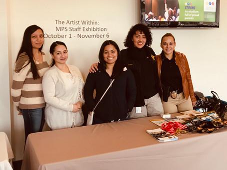 Mujeres Latinas Expo
