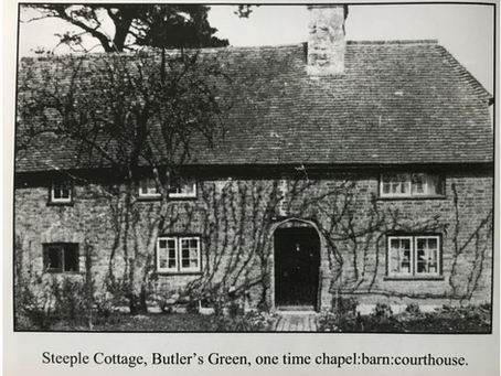 The Story of Butlers Green House