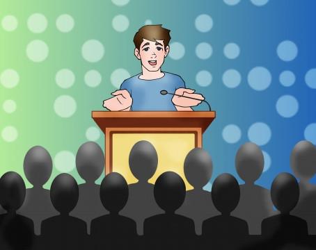 Базовые компетенции бизнес-аналитика - умение выступать публично