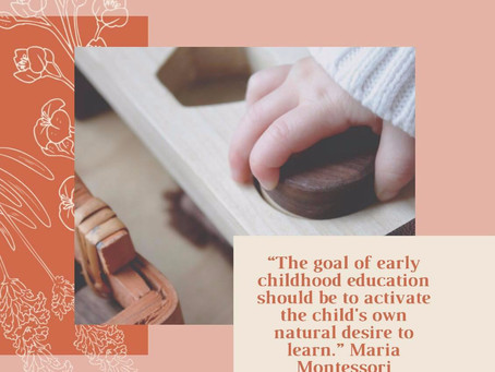 Developmentally Appropriate Learning in Our Childcare