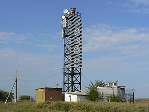 """""""Sazalnikskiy"""" Lighthouse"""
