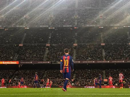 Hasta la vista Camp Nou