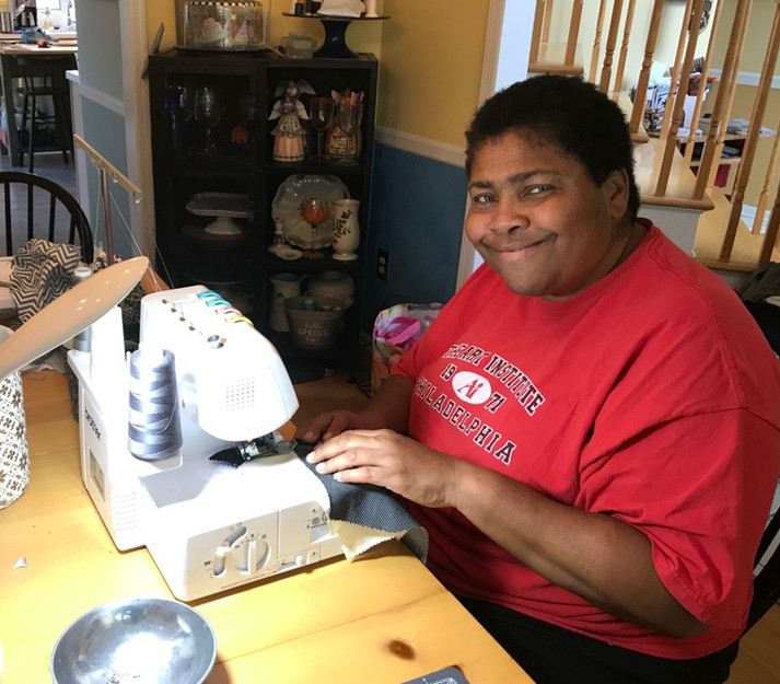 Patrice Sewing