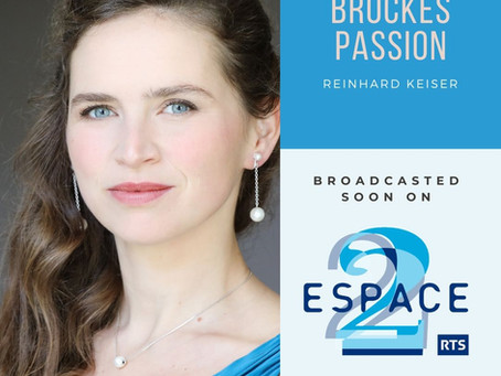 Broadcasted on Espace 2