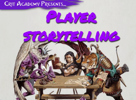 Player Story Telling