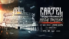 Cartel00 vs Footworxx [17.05.19]
