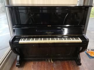 【《ピアノを聴く動画》使用ピアノ紹介】第12回ブリュートナー・アップライトピアノ