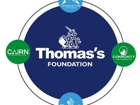 Thomas's Foundation AGM - 19th November 2020