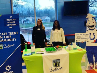 A Closer Look at Donate Life Indiana's Focus on Student Outreach
