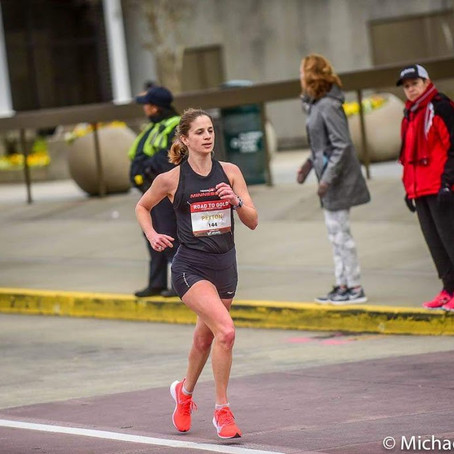 Meghan to Run Berlin Marathon,Lewis at TCO Vikings 5k 9/29;Heather to Race Navy Mile 10/6