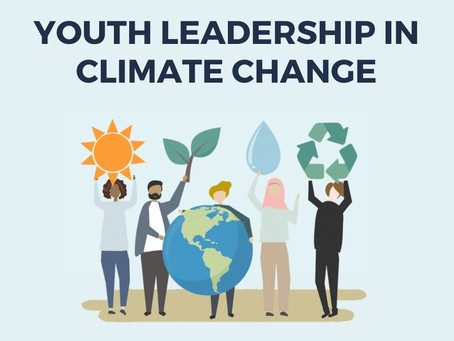 Power of Now: Climate Change and the Youth