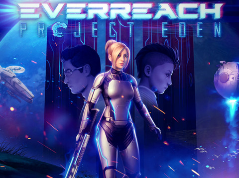 Headup Games stellt Everreach: Project Eden vor