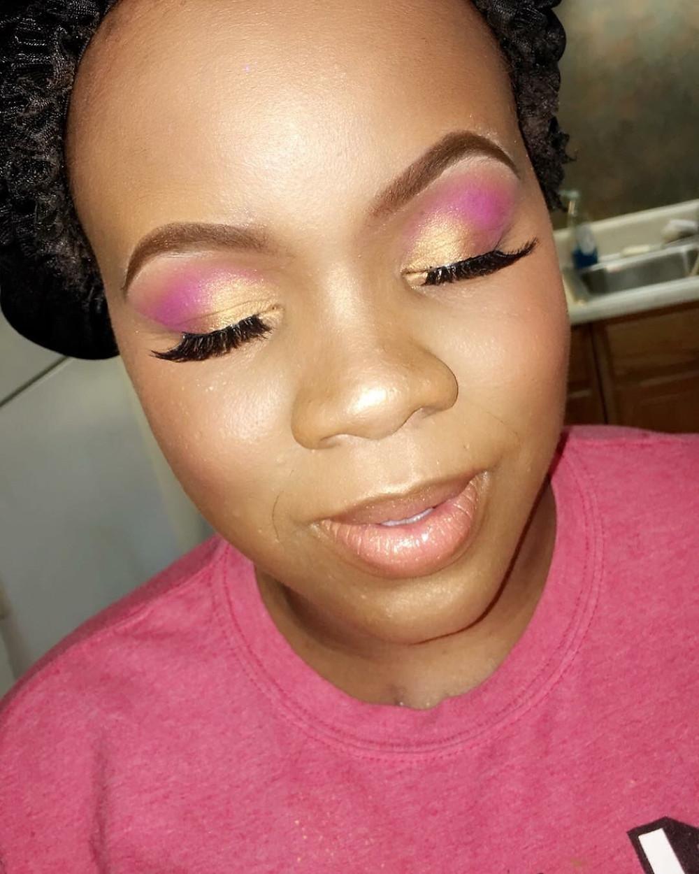 BoojiBEE Makeup using Wet 'n' Wild.
