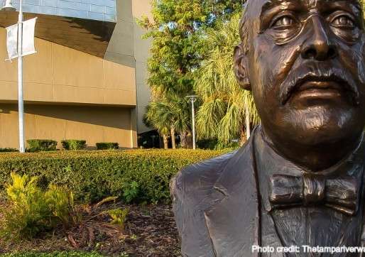In honor of Tampa's birthday, here are four historical figures you should know