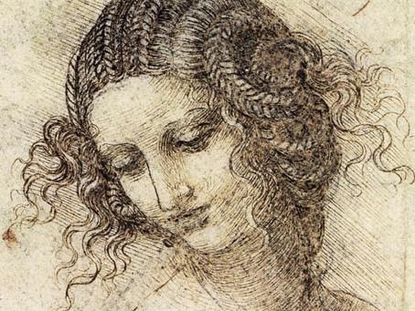Leonardo DaVinci - One of my favorite sketches