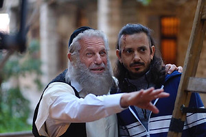 with Zion Baruch