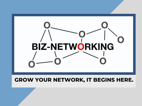 Prepare, Connect, Reflect: BizNetworking 2020