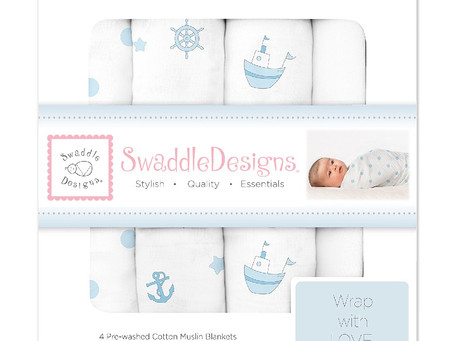 媽媽們的外出育兒好幫手👉 Swaddle Designs 官網商品最低3美元起❗