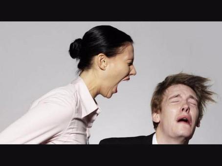 Mærker du din vrede, når den dukker op , eller har du tendens til at gemme vreden væk?