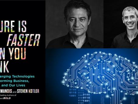 """""""The future is faster than you think"""" La croissance technologique, de nouveaux modèles économiques."""