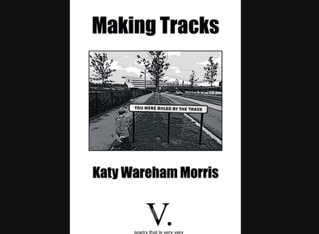 A Review of Making Tracks by Katy Wareham Morris