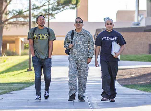 EPCC Honors its Students in Uniform on Military Student Appreciation Day