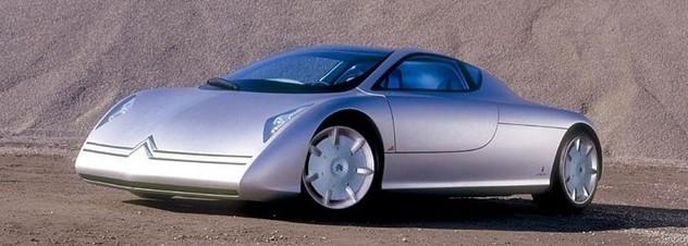 Histoire : Retour sur une Citroën méconnue : le concept Osée