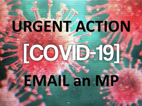 Please take urgent action