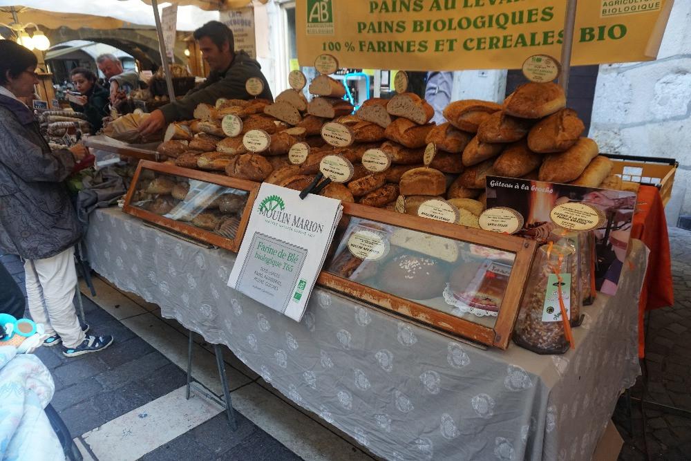 שווקים, שוק אנסי, אנסי, צרפת