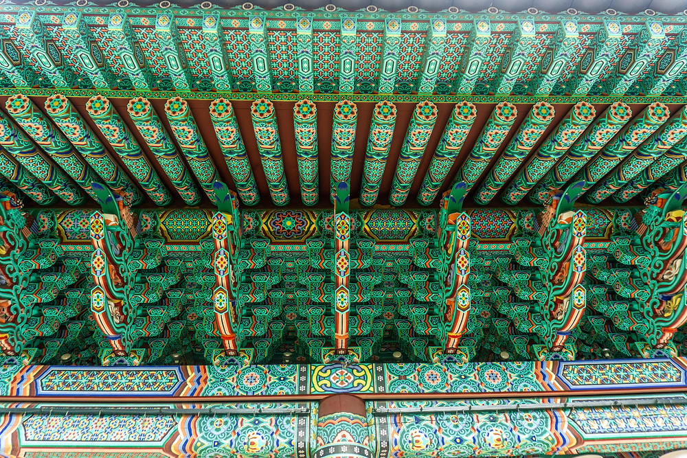 Jogyesa Korean Buddhism temple south korea seoul