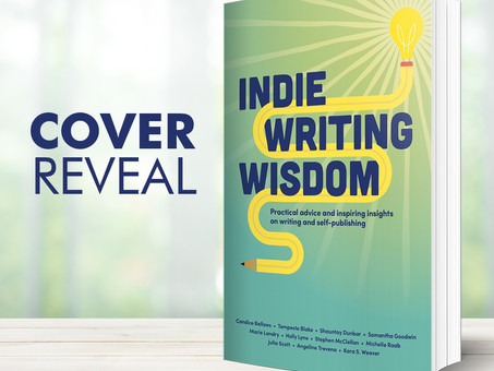COVER REVEAL: INDIE WRITING WISDOM