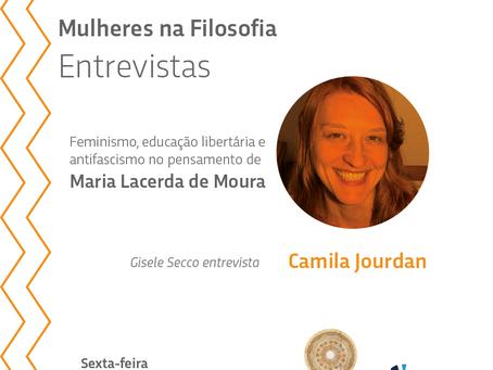 Mulheres na Filosofia Entrevistas: Maria Lacerda