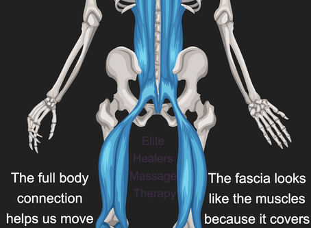 Knots, connective tissue & how it works