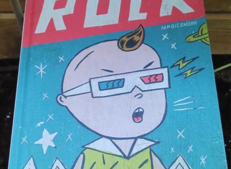 """El niño ROCK: """"bestial""""."""
