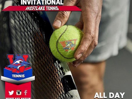 Westlake Vs. Lake Travis Tennis