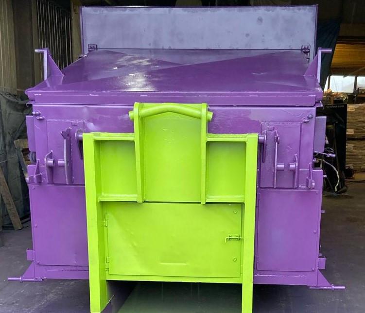 Refurbished-compactors