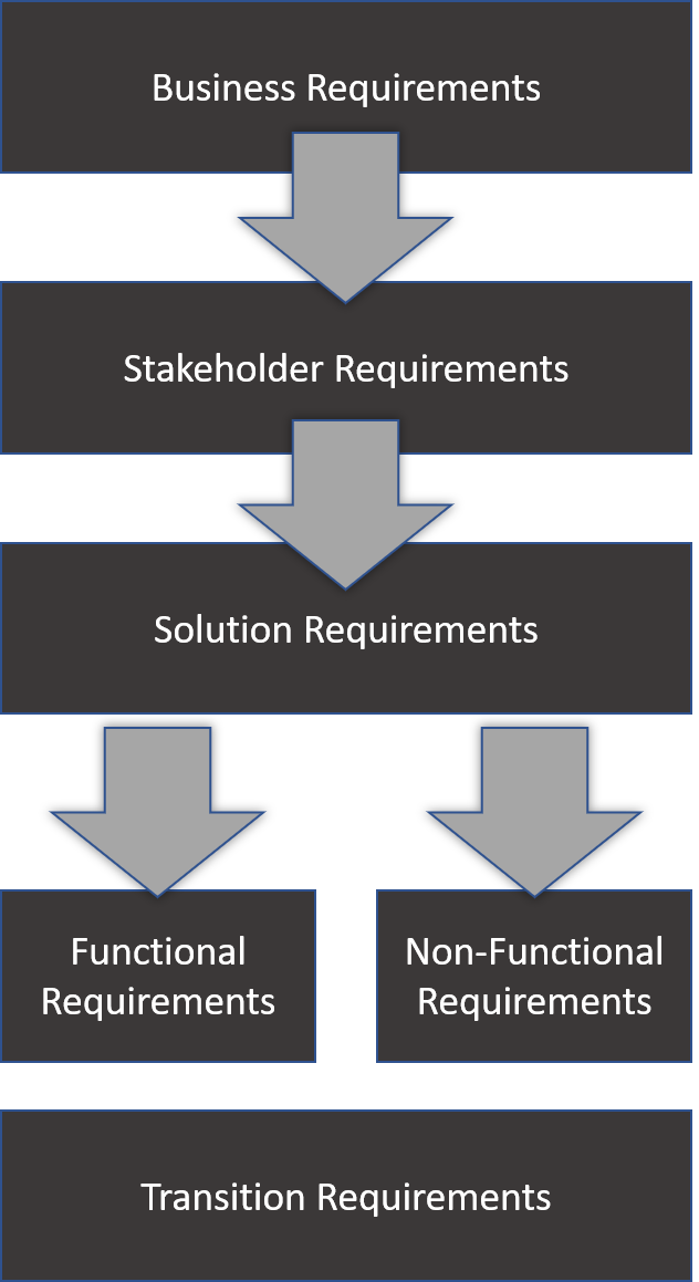 What are business requirements?